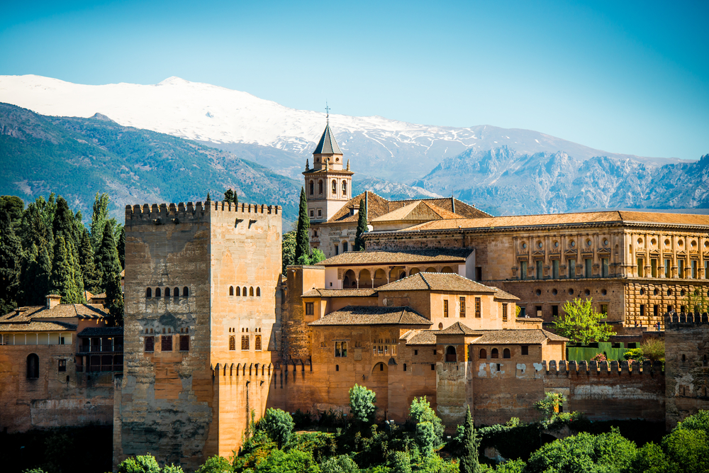 granada visit in tour package spain, small group luxury
