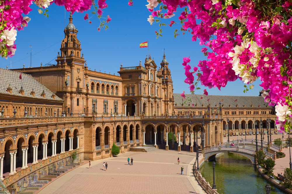 luxury visit to Seville small vip travel package spain