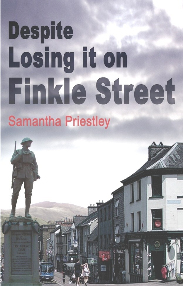 Samantha Priestley author first novel