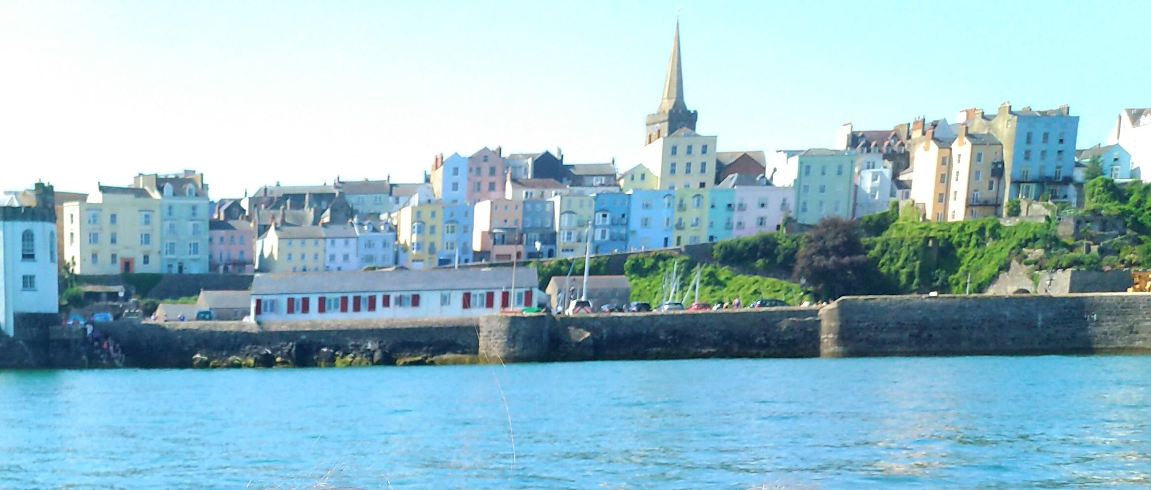 イギリスの観光 UK sightseeing seaside