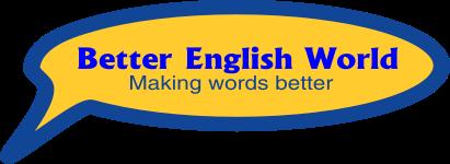 Better English World logo