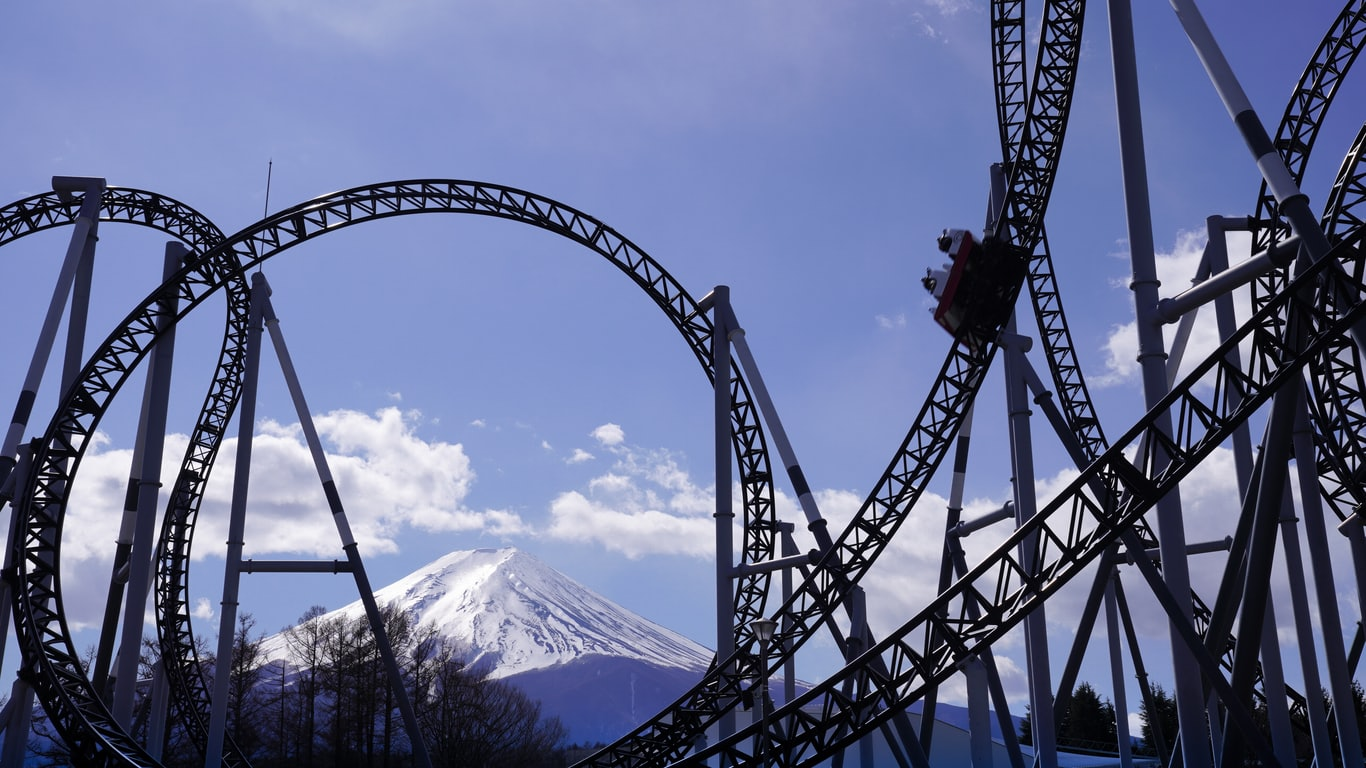 Theme parks and rides such as roller coaster need cybersecurity as well.