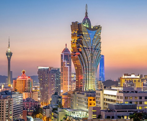 Macau, Macao critical infrastructure, casinos and cybersecurity law