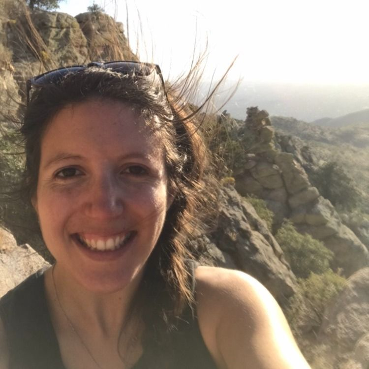 Episode 17: Sarah Ruth Bates of the University of Arizona