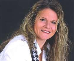 Dagmar Haerle , Künstlerin . Malerin