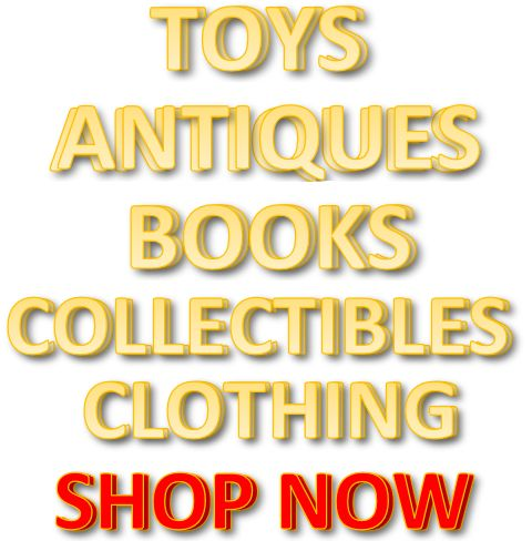 Shop Collectibles, Toys, Action Figures, Comics, Books, Antiques, Clothing And More