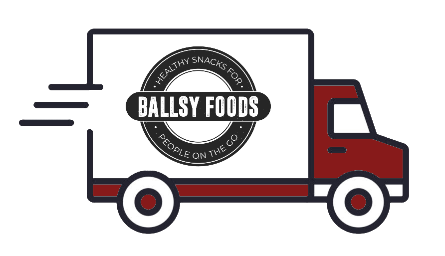 Shipping | Ballsy Foods
