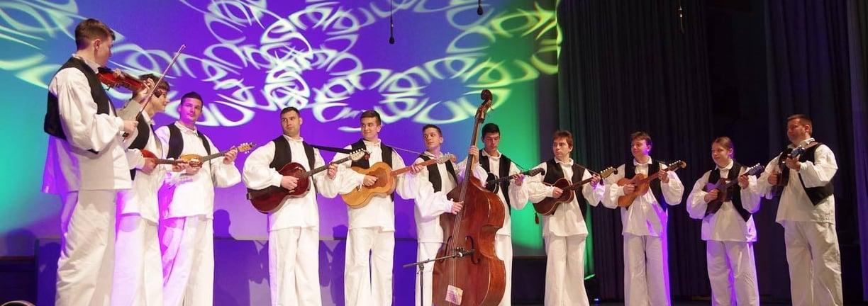 Tamburaški orkestar FA Etno Siscia Sisak