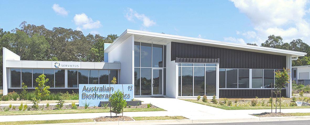 "alt=""coolum research facility biofilic industrial design"""