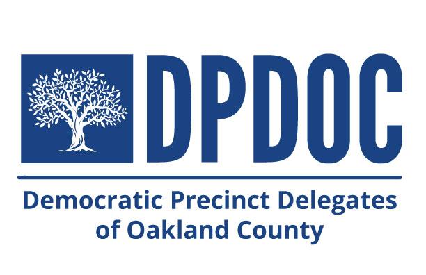 Democratic Precinct Delegates Logo