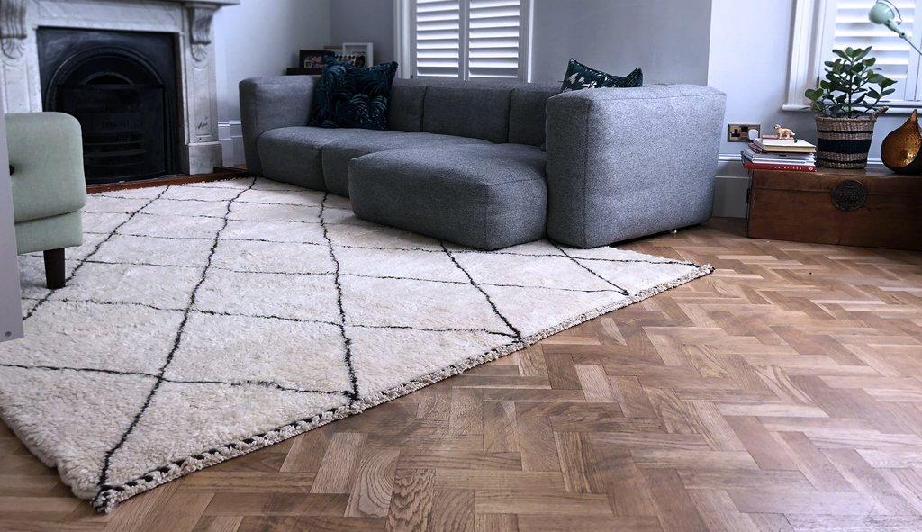Moroccan Berber Rugs from  Artisan Carpets
