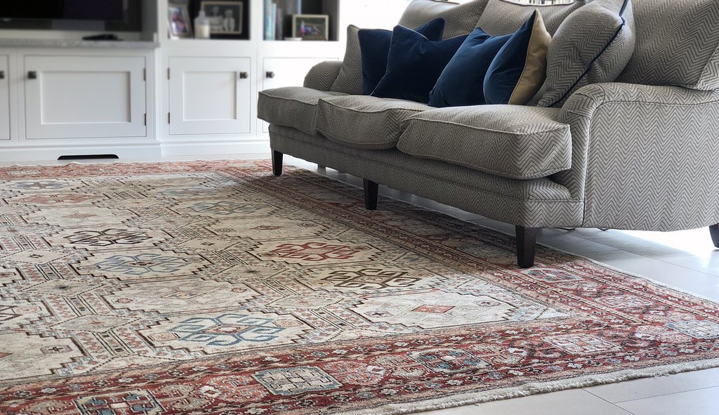 classic and traditional rugs from Artisan Carpets