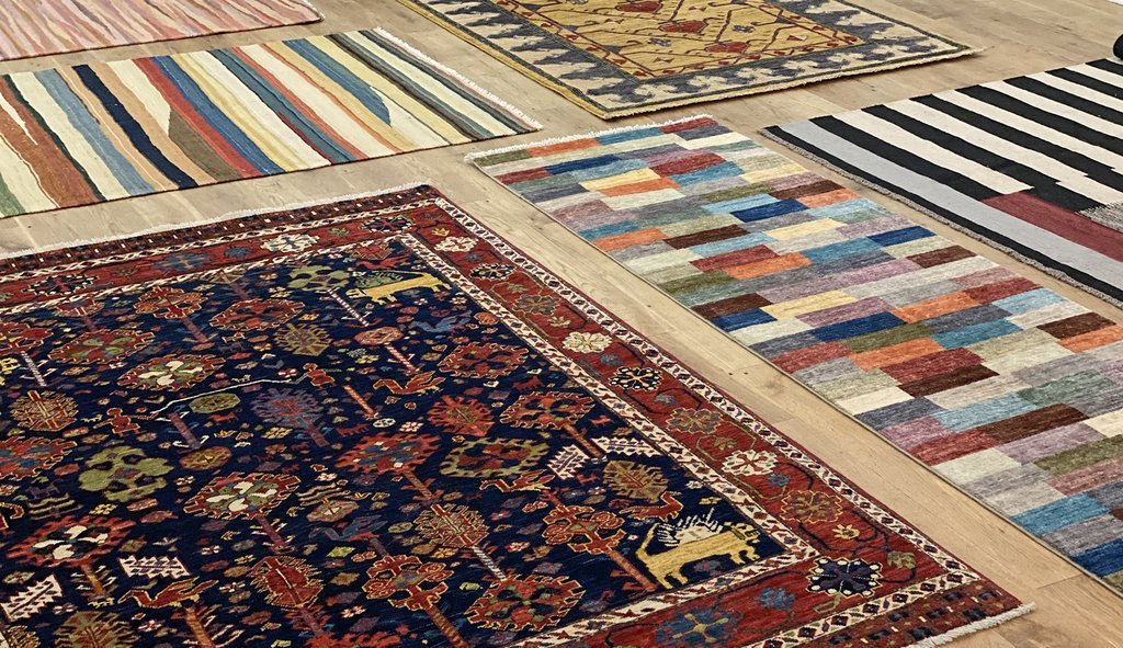 NEW ARRIVALS TO Artisan Carpets