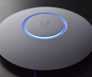 Ubiquiti WiFi access points installed by NuDigital professional installers