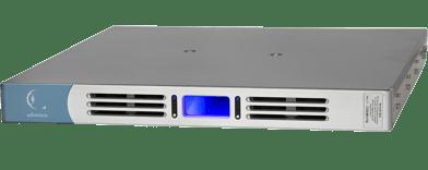 Advenica data diode for optical network separation.