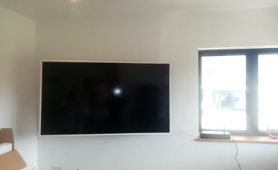 wall tv mounting services