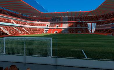 Soccer Stadium V (Stade Sclessin)