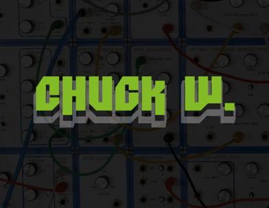 Chuck W. New Logo 2021