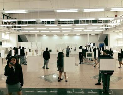 sala de exposiciones muce