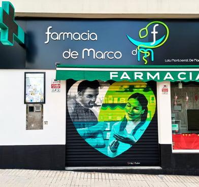 Farmacia de marco