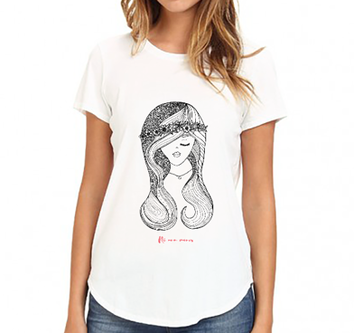 Camiseta de verano