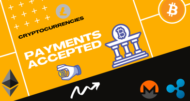 cryptocurrencies payments accepted in Cyprus GALORA Marketing