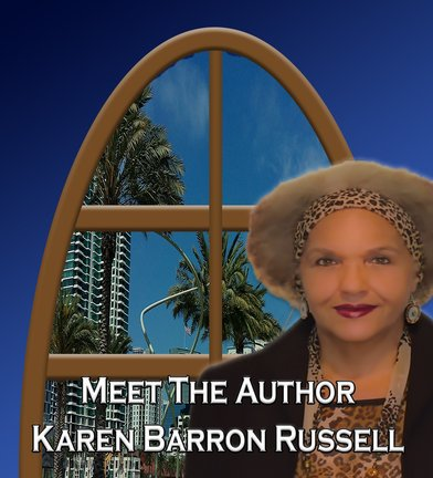 Karen Barron Russell Meet The Author of WORLD We Live in REPUBLIC OF FIJI Discovery Children Book