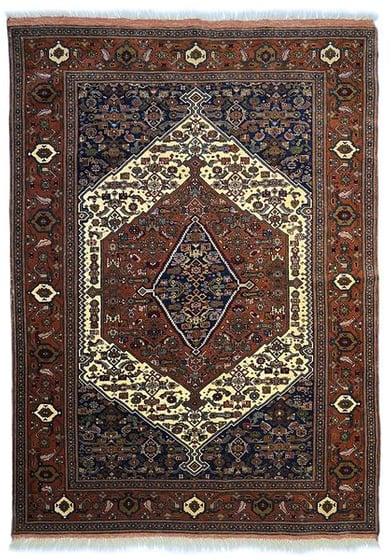 Antique Senneh rug, circa 1910. From The Handmade Rug Company