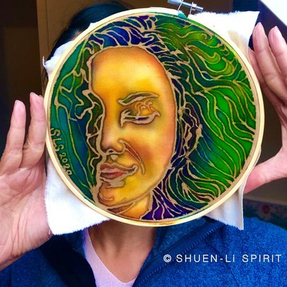 Batik Artist in the Netherlands | Shuen-Li Spirit
