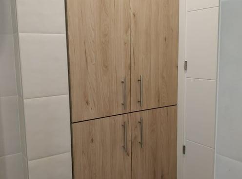 armarios empotrados con puertas batientes en cantabria