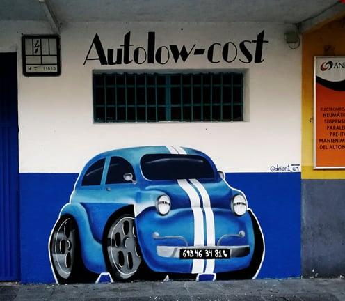 Graffiti para taller