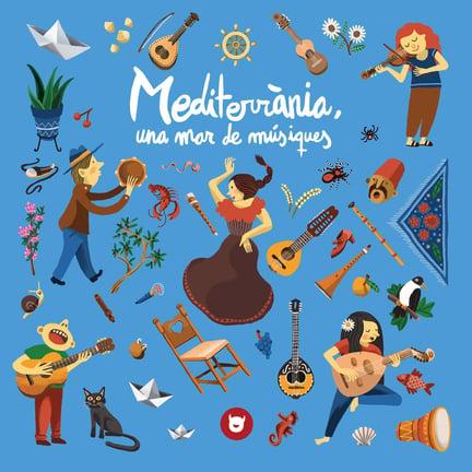 Mediterráneo, un mar de músicas en Spotify