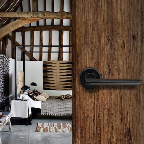 manivelas manillas para puertas de entrada y de paso diseño hogar comodidad herraje ferreteria