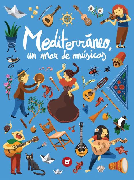 Mediterráneo, un mar de músicas - El dimoni pelut edicions
