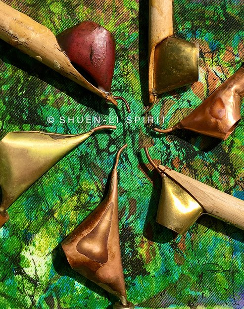 Tjanting | Canting | Batik Tools | Batik Artist Shuen-Li Spirit