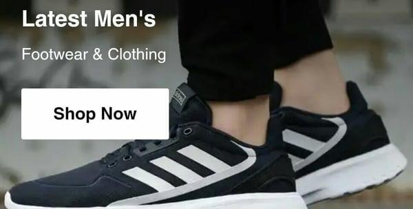 Latest Men Foot wears