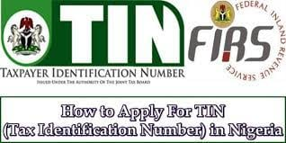 HOW TO APPLY FOR TAX IDENTIFICATION NUMBER IN NIGERIA