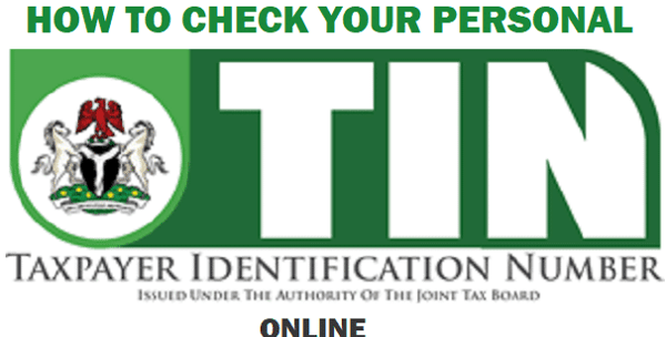 How to generate TIN (Tax Identification Number) online