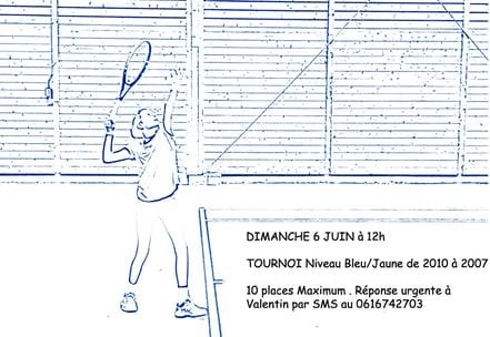 Tournoi Jaune Juin 2021