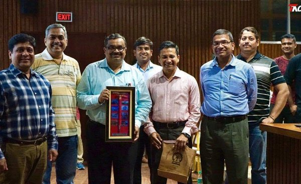 Guest Lecture at IIT Kharagpur