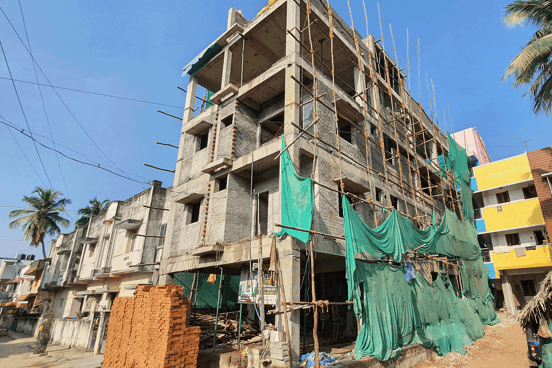 Under Construction, Tmh Construction
