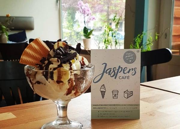 Jasper's Café - Selbstgemachtes Eis in Hamburg Niendorf