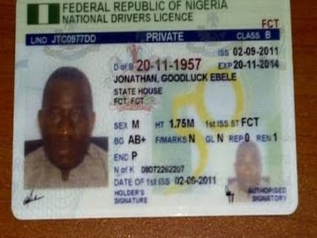 HOW TO GET A DRIVER'S LICENSE IN NIGERIA
