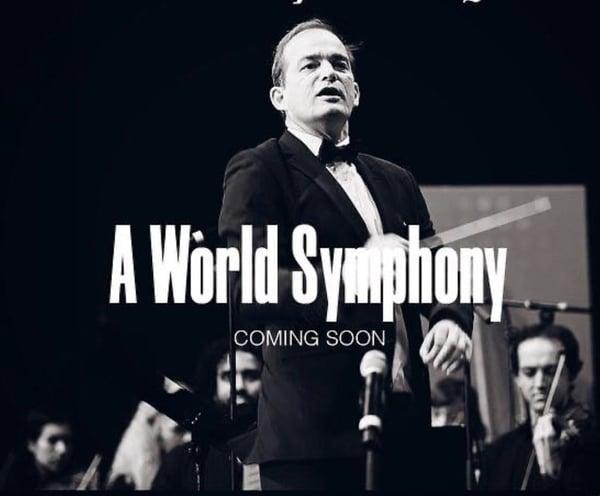 Orchester der Kulturen, A World Symphony, Adrian Werum