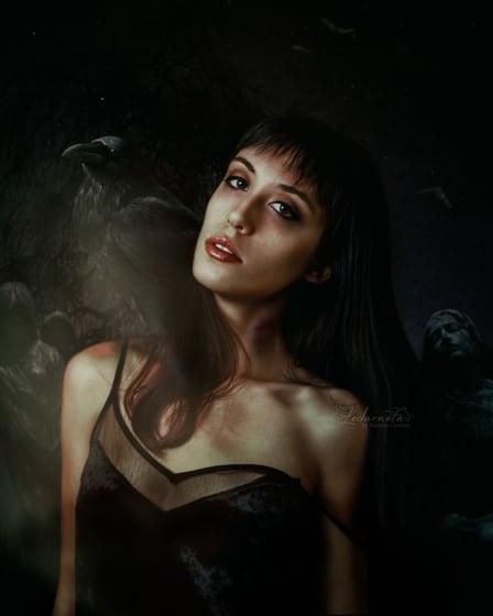 fotógrafo fraga huesca españa aragón artística vampiros vampira fotografía retrato
