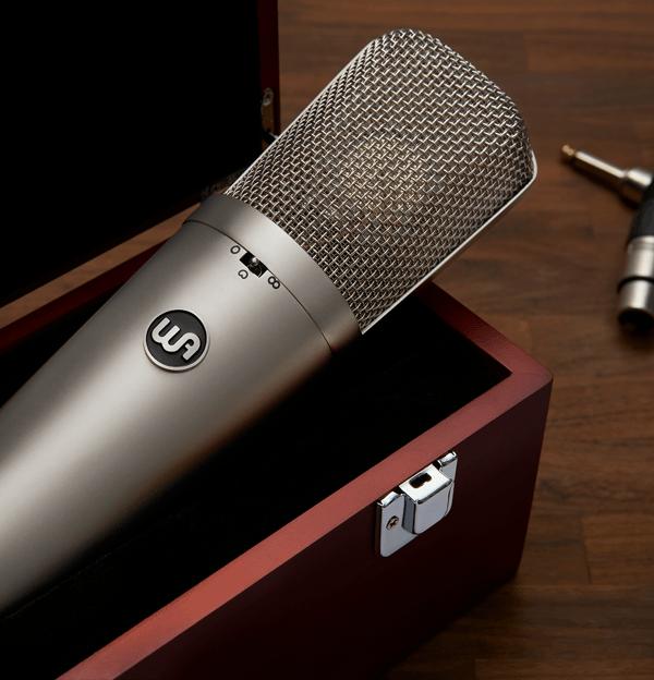 micrófono Warm Audio micrófono profesional distribuidor en Bogota