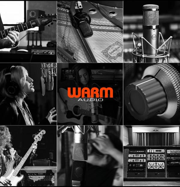 Distribuidor Warm audio microfonos profesionales para grabación micrófono de condensador