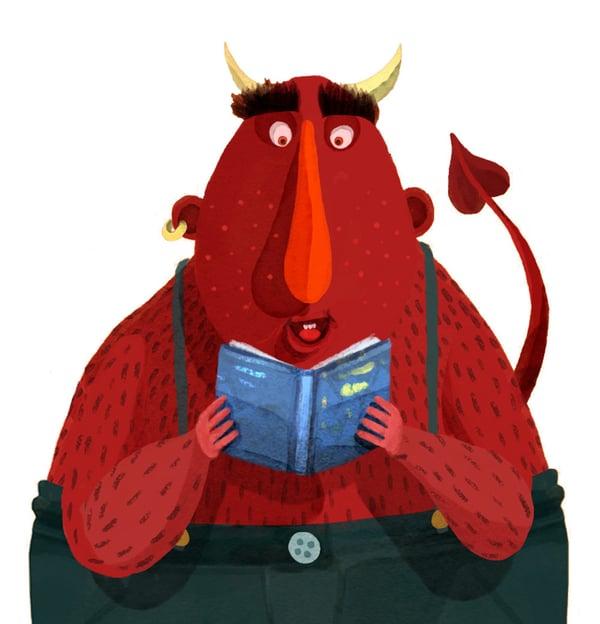 El dimoni pelut edicions