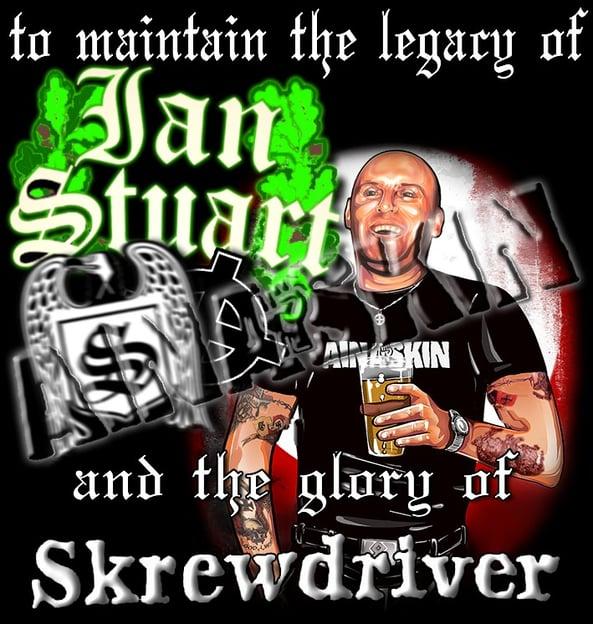 isd tribute ainaskin memorial max hammer racmentary discography interview ian stuart