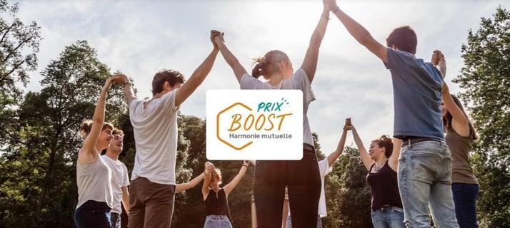 Prix Boost Harmonie Mutuelle